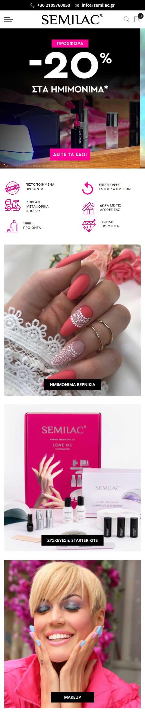 Semilac resp 01