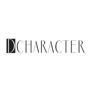 d character logo