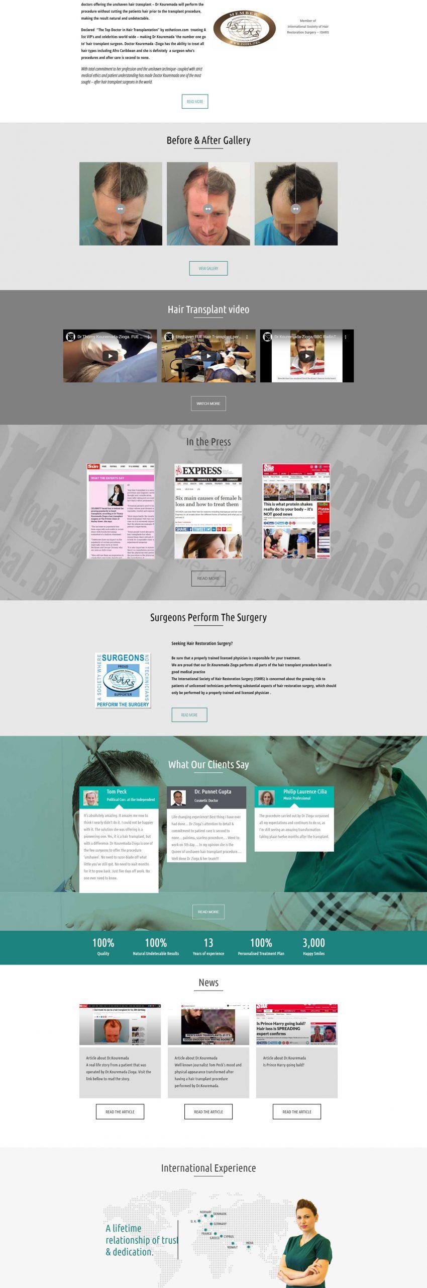Κατασκευή ιστοσελίδας london hairsurgeon 02 scaled
