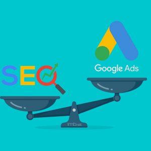 Google Ads ή Seo