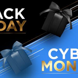 Ενημέρωση για Εκπτωτική Περίοδο Black Friday / Cyber Monday